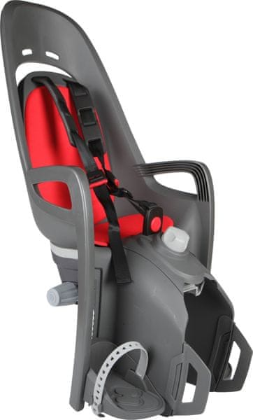 Hamax Zenith Relax Plus Grey/Red
