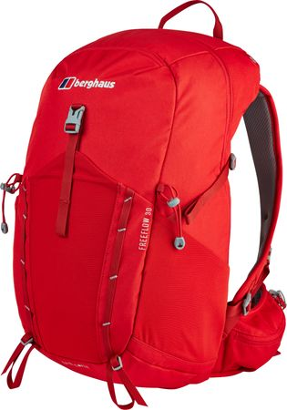 Berghaus nahrbtnik Freeflow 30, rdeč