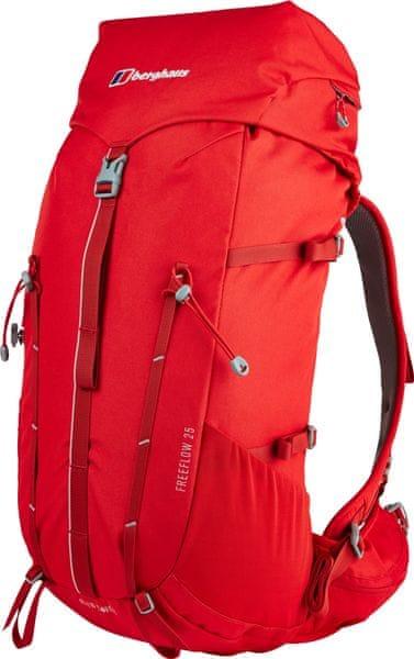 Berghaus Freeflow 25 Rucksack Am Red Red cf920624bc
