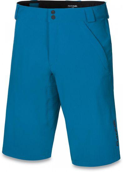 Dakine kolesarske hlače Syncline Short With Liner, modre