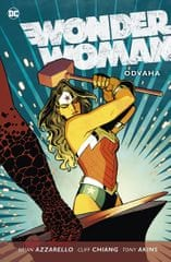 Azzarello Brian: Wonder Woman 2 - Odvaha