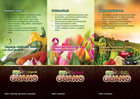 BioGuano Floral 1 kg