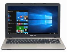 Asus X541UV-XO409D Notebook, Fekete