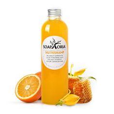 Přírodní tekutý šampon NutriShamp na suché a poškozené vlasy (Organic Shampoo For Dry Damaged Hair)