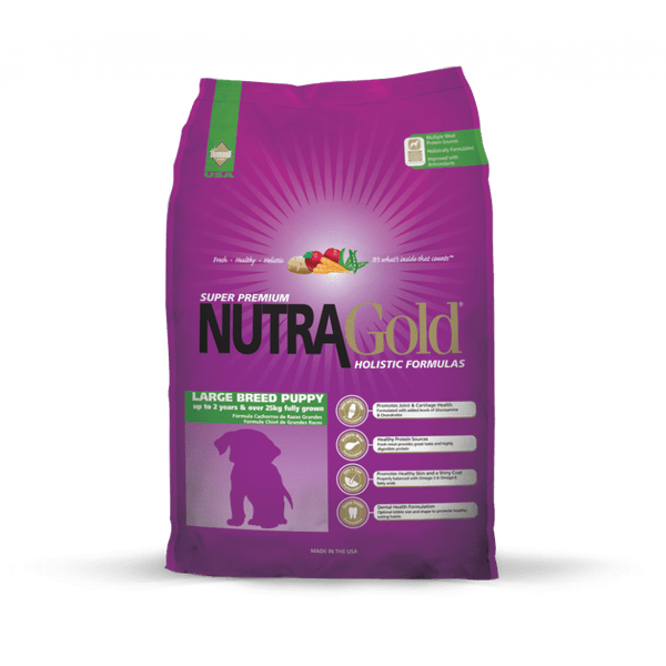 Nutra Gold Puppy Large Breed 15kg