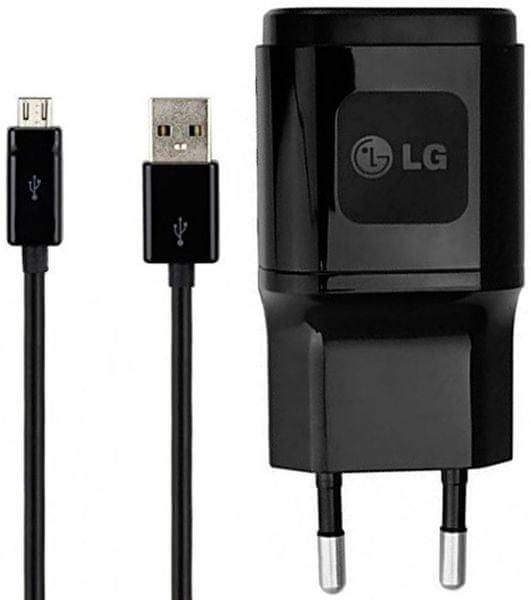 LG Nabíječka + kabel (MCS-04ER+EAD62329304), černá