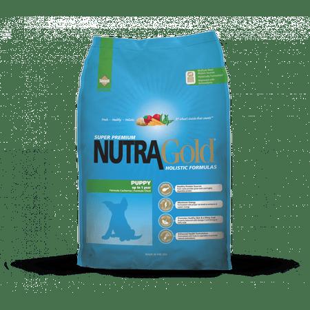 Nutra Gold hrana za pasje mladiče srednje velikih pasem, 15 kg