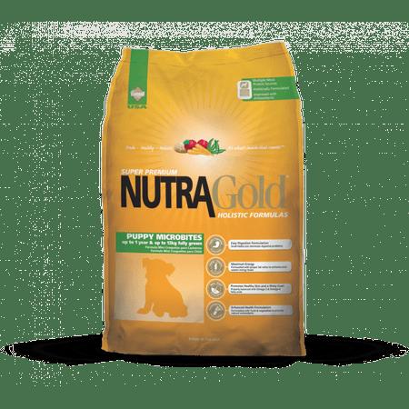 Nutra Gold hrana za pasje mladiče malih pasem, 3kg