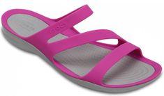 Crocs Sandały Swiftwater Sandal Violet