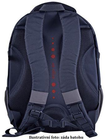 bf8ea7016e4 Stil školní batoh teen Jágr 68 černý