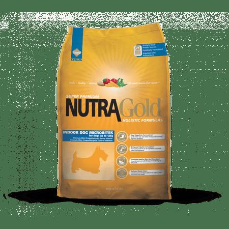 Nutra Gold sucha karma dla psa Indoor Adult Dog - MB 7,5kg