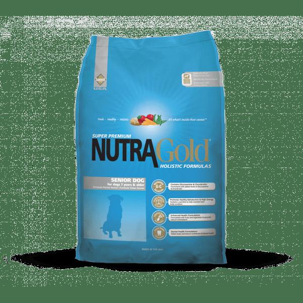 Nutra Gold Senior Dog 3kg