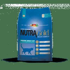 Nutra Gold mačja hrana za odrasle mačke Indoor, 3kg