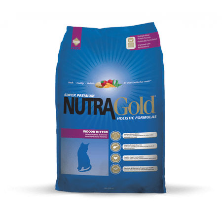 Nutra Gold sucha karma dla kota Kitten 3kg