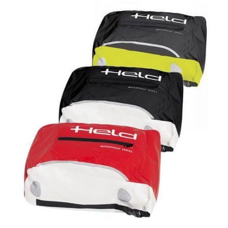 Held valec (Roll bag)  VANERO čierna/fluo žltá, vodeodolný