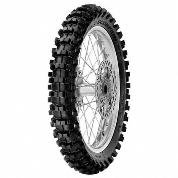Pirelli 90/100 - 14 49M NHS Scorpion MX Mid Soft 32 zadní