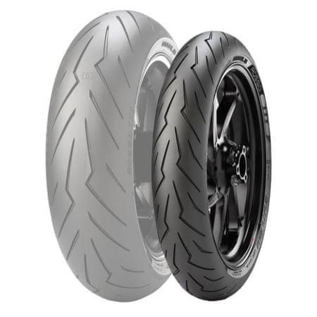 Pirelli 110/70 ZR 17 M/C 54W TL Diablo Rosso III predné