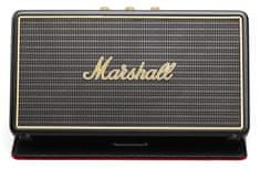 MARSHALL Stockwell Black incl. Case (s obalem) - rozbaleno