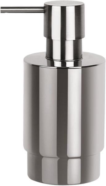 Spirella Dávkovač mýdla NYO, polished steel