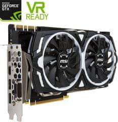 MSI GeForce GTX 1070 ARMOR 8G OC, 8GB GDDR5 (GTX 1070 ARMOR 8G OC)