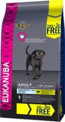 Eukanuba Adult Large Breed 15 kg + 3 kg Zdarma