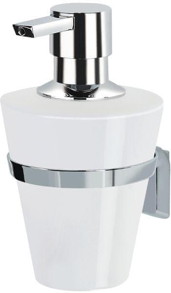 Spirella Dávkovač mýdla s držákem MAX-LIGHT