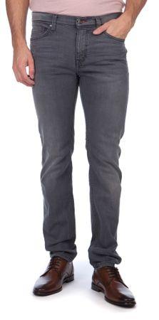 Mustang pánské jeansy Vegas 34/32 šedá