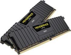 Corsair pomnilnik Vengeance LPX 16GB (2x8GB) DDR4 2666 (CMK16GX4M2A2666C16)