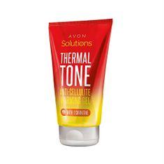 Avon Hrejivý gél proti celulitíde Solutions Thermal Tone (Anti Celluli te Warming Gel) 150 ml