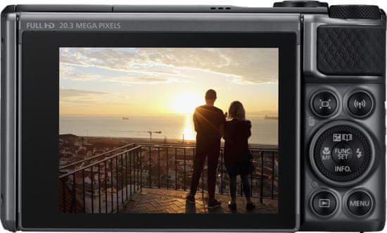 Canon kompaktni digitalni fotoaparat PowerShot SX730 HS
