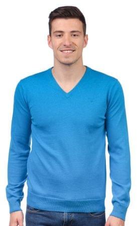 Gant pánský svetr M modrá