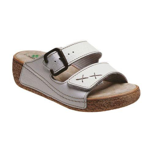 SANTÉ Zdravotní obuv dámská N/105/1/10 bílá (Velikost vel. 41)