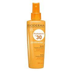 Bioderma Sprej na opalování pro citlivou pokožku SPF 30 Photoderm Family (Spray High Protection) 200 ml