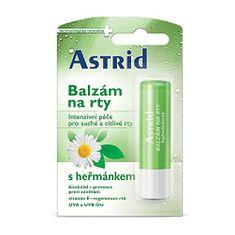 Astrid Balzám na rty s heřmánkem 4,8 g