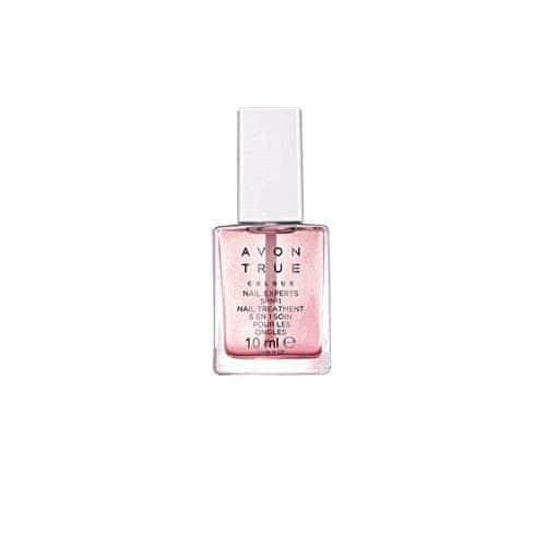 Avon Péče o nehty 5 v 1 True Colour (Nail Treatment) 10 ml