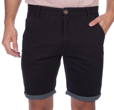 Brave Soul moške kratke hlače Hansenspot1 M temno modra