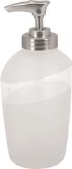 Spirella Dozownik mydła LEVEL, biały