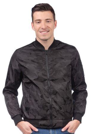 Brave Soul moška jakna Algeria XL črna