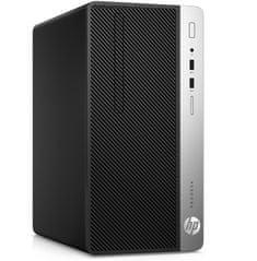 HP namizni računalnik ProDesk 400 G4 MT i5-7500/8GB/1TB HDD+256GB SSD/HD630/Win10Pro (Y3A10AV)