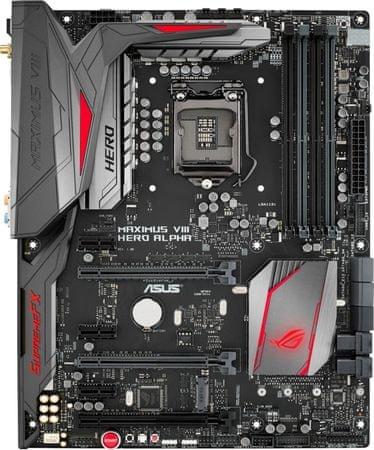 Asus ROG MAXIMUS VIII HERO ALPHA - Intel Z170 Alaplap