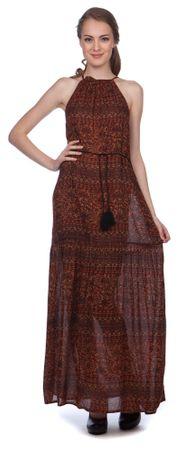 Brave Soul ženska obleka Maria XS večbarvna