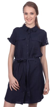 Brave Soul dámské šaty Allen S tmavě modrá