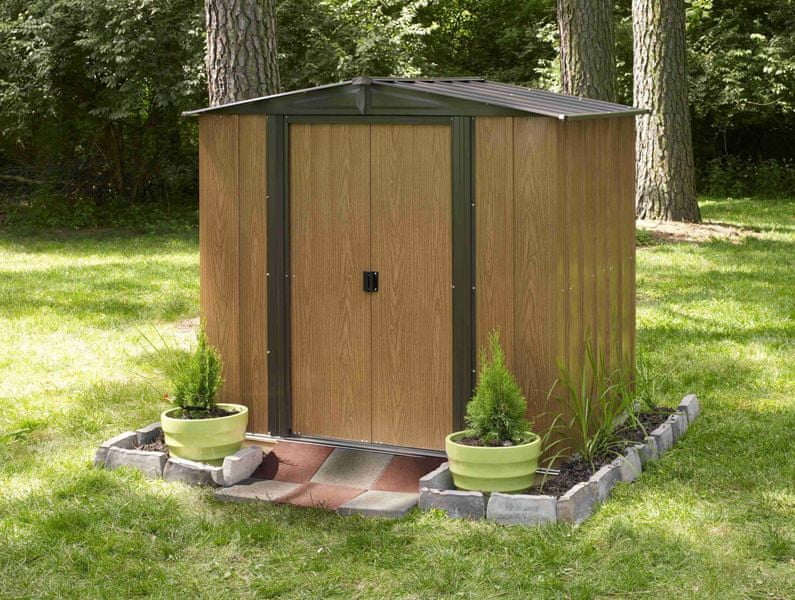 Arrow zahradní domek ARROW WOODLAKE 65