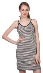 Brave Soul dámske pruhované šaty Ava