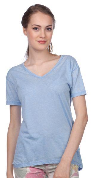 Brave Soul dámské tričko Viv XS modrá