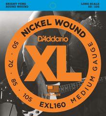 Daddario EXL160 Struny pro baskytaru