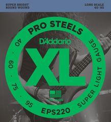 Daddario EPS220 Struny pro baskytaru