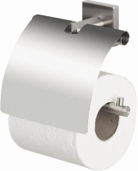 Spirella Držák toaletního papíru s krytem NYO STEEL