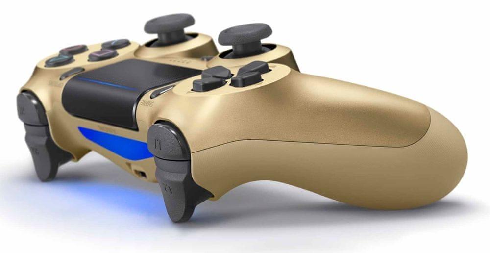 Sony PS4 DualShock 4 gold V2