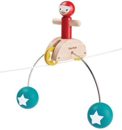 Plan Toys akrobata na linie